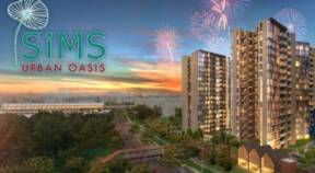 New Condo Launch - SIms Urban Oasis - Facade