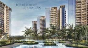 Singapore Property - LakeVille - Facade