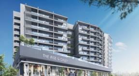 The Rise @ Oxley Residences - Facade