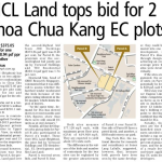 MCL Awarded 2 Choa Chu Kang Grove EC Sites