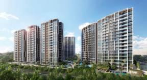 Singapore Property - Botanique @ Bartley - Facade