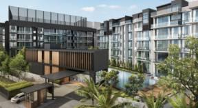 New Condo Launch - Robin Residences - Facade