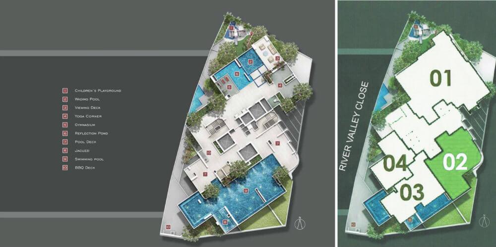 Starlight Suites - Site Plan