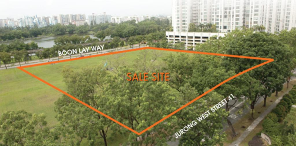 Jurong West Street 41 Parcel B - Actual Site