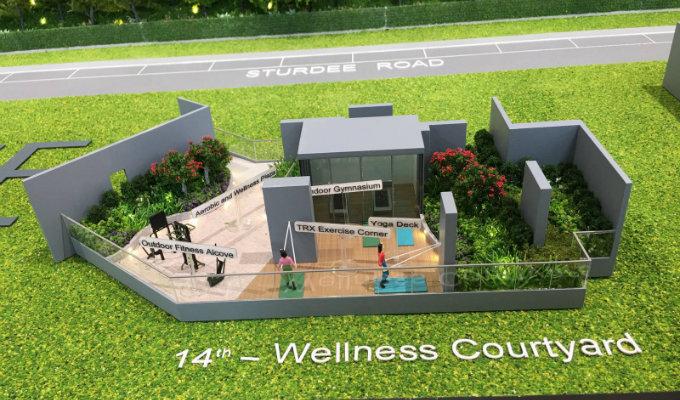 Sturdee Residences - Condo For Sale Singapore - 14th Storey Facilites