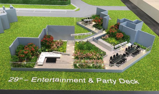 Sturdee Residences - Singapore New Launch - 29th Storey Facilites