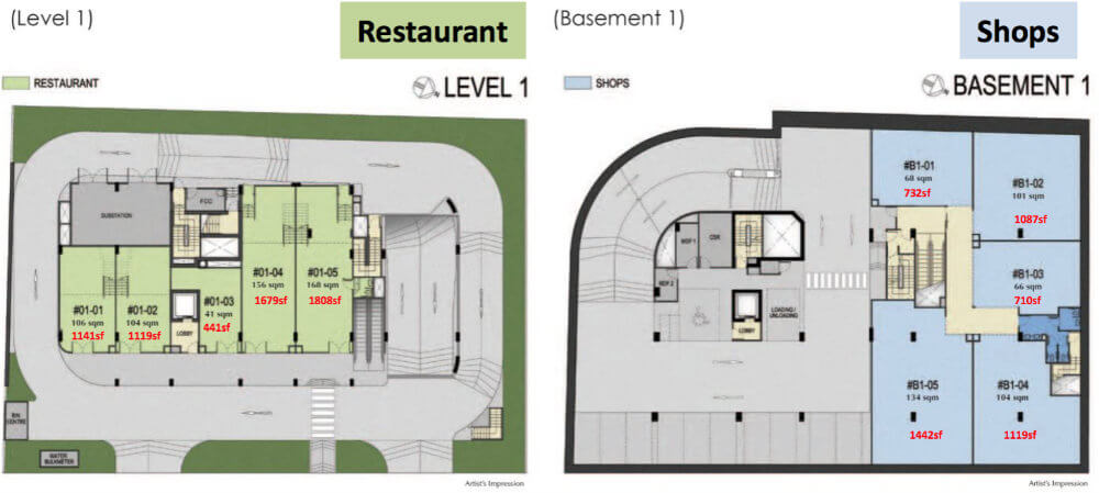 New condo launch 183 longhaus for Site plans online