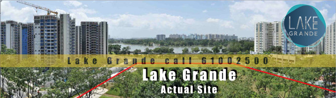 Lake Grande - Actual Site