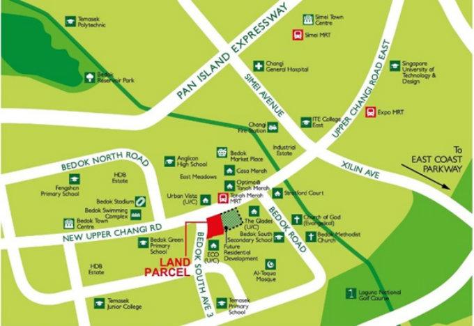 Condo Singapore - Tanah Merah Parcel B
