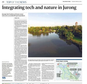 New Launch Singapore - Tech And Nature At Jurong Lake Garden