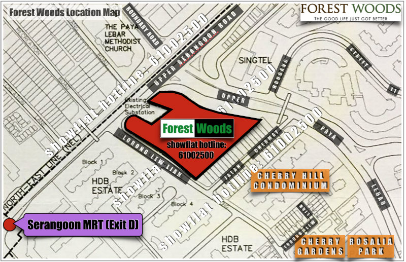 Forest Woods Location