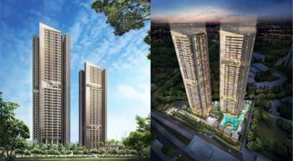 Commonwealth Towers Facade - Condo Singapore
