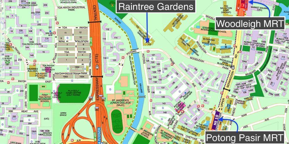 Raintree Gardens En Bloc For $334.2m - Singapore Condo For Sale