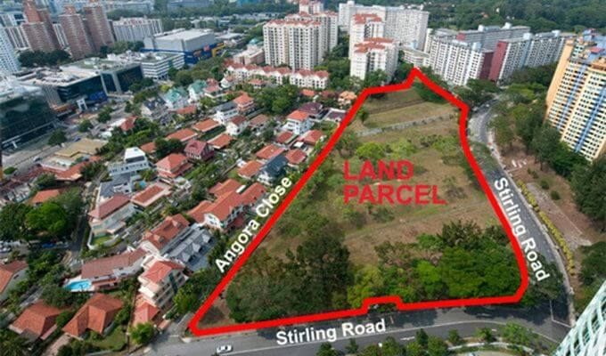 Stirling Road Land Parcel - New Condo Launch