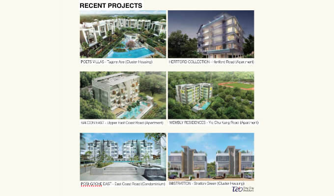 Three Balmoral - Tong Eng Projects - Property Launch