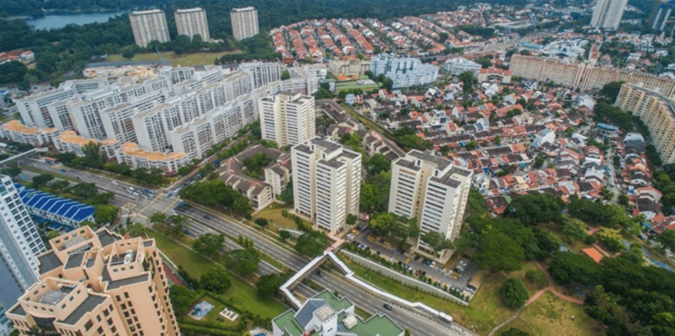 Shunfu Ville En Bloc