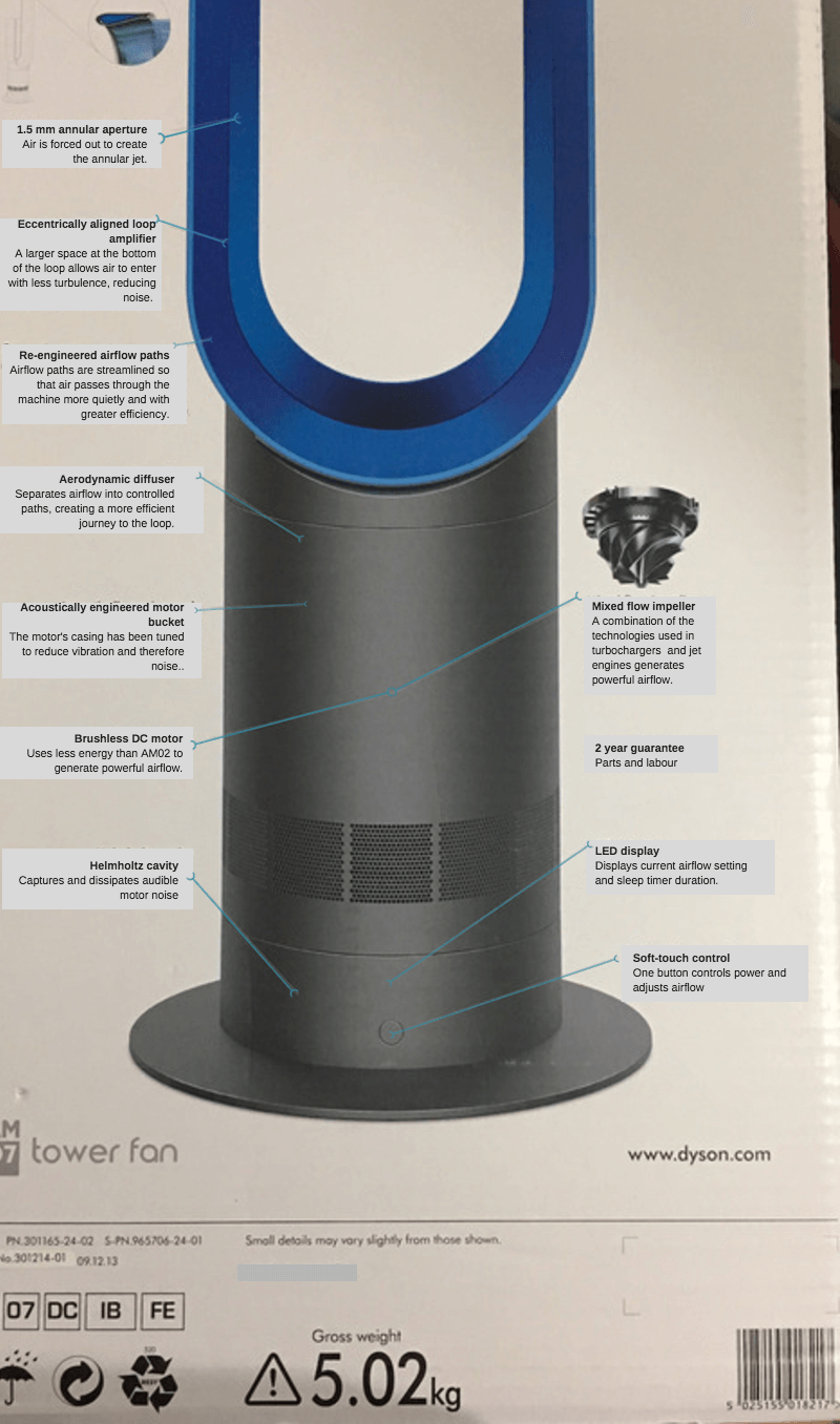 House Matters Dyson Cool