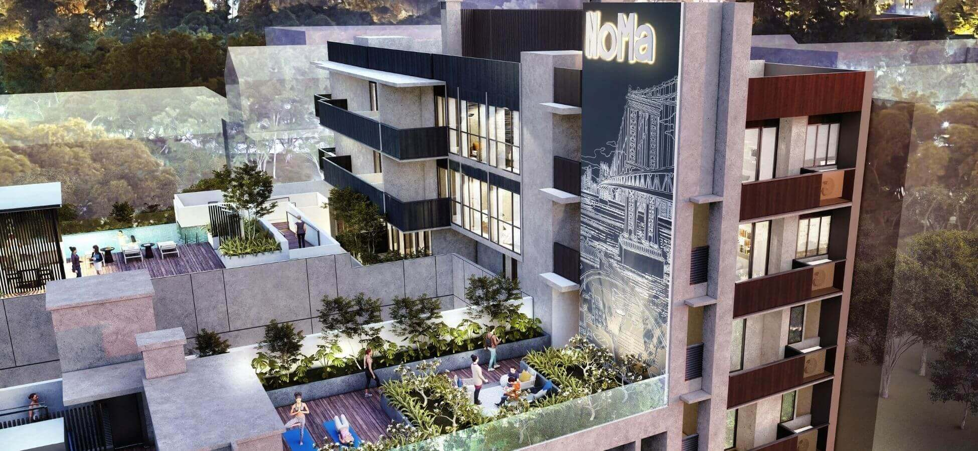 New condo launch<br><span>NoMa</span> is 100% Bold & Freehold