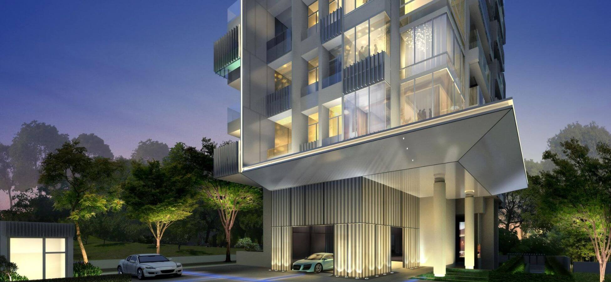 <span>The Peak @ Cairnhill I</span> is a Freehold<br>D9 Development