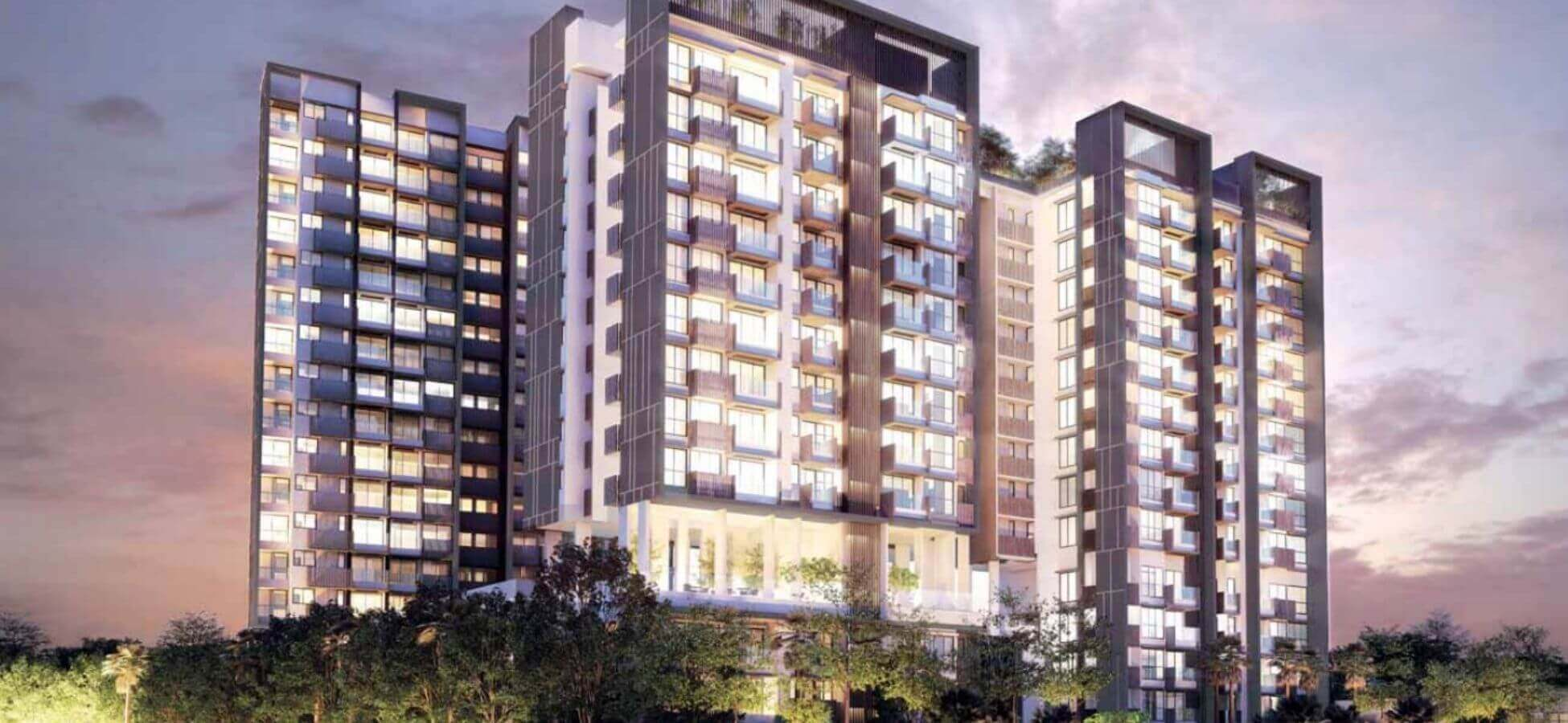 <span>Trilive</span> is a Freehold<br>D19 Development
