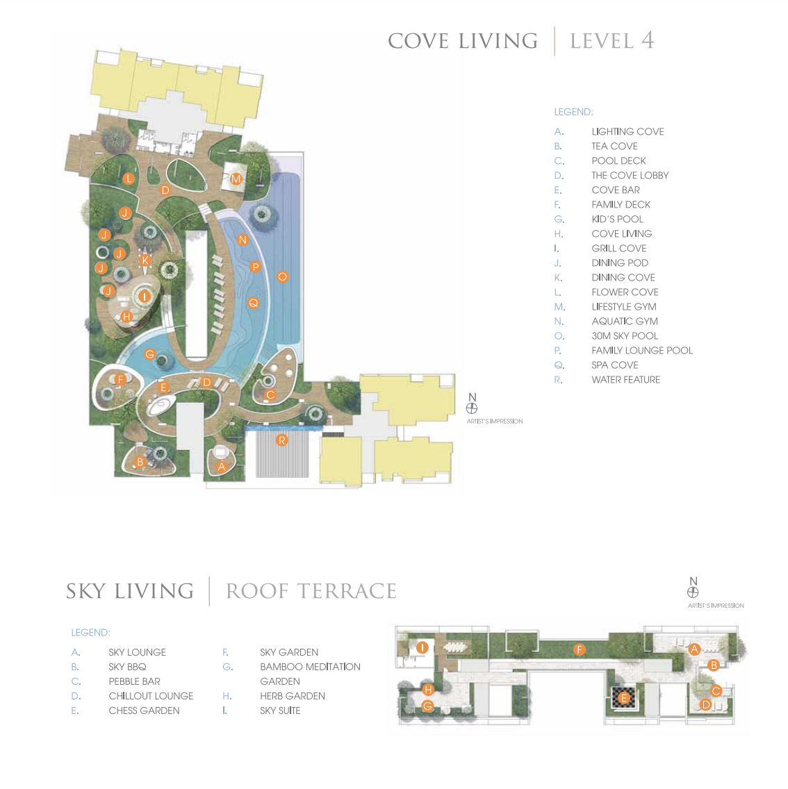 Trilive New Condo Launch Site Plan Level 4