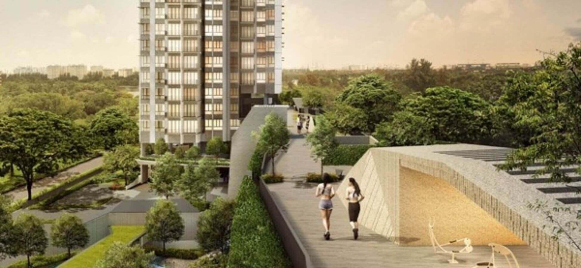 <span>Highline Residences</span> is a City-Fringe<br>D3 Development