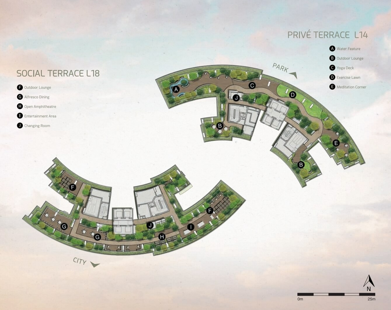 One Pearl Bank New Launch Site Plan Level 18