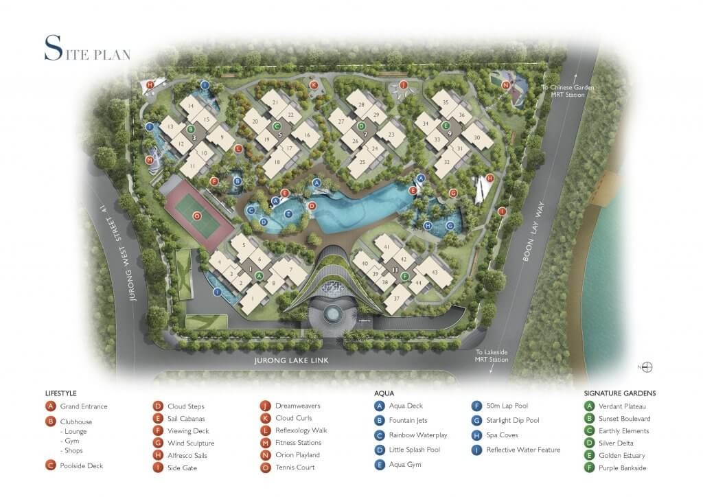 Lakeville New Condo Launch Site Plan