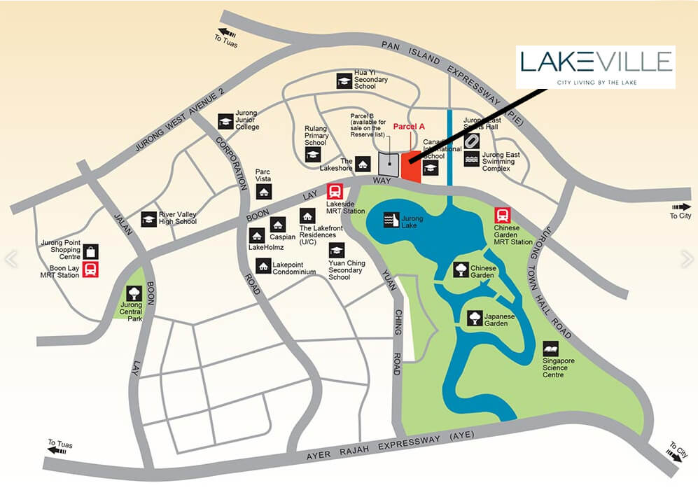 Lakeville New Launch Location