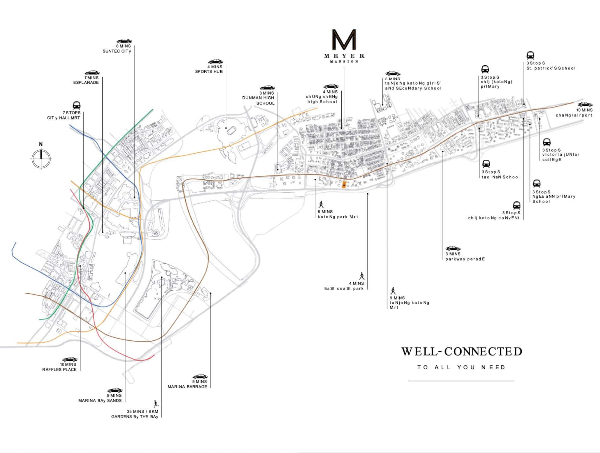 Meyer Mansion New Condo Launch Amenities